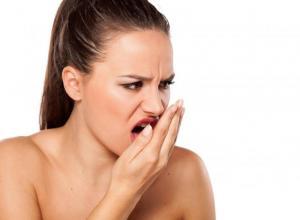 cura para mau hálito